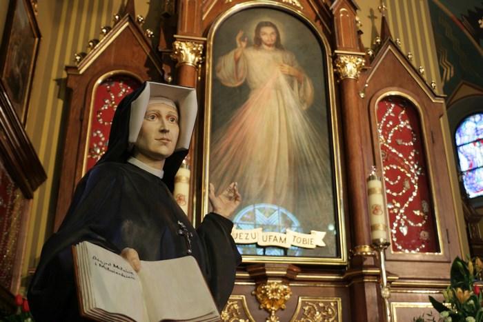 Dzisiaj 20. rocznica kanonizacji św. s. Faustyny Kowalskiej, apostołki Bożego Miłosierdzia.