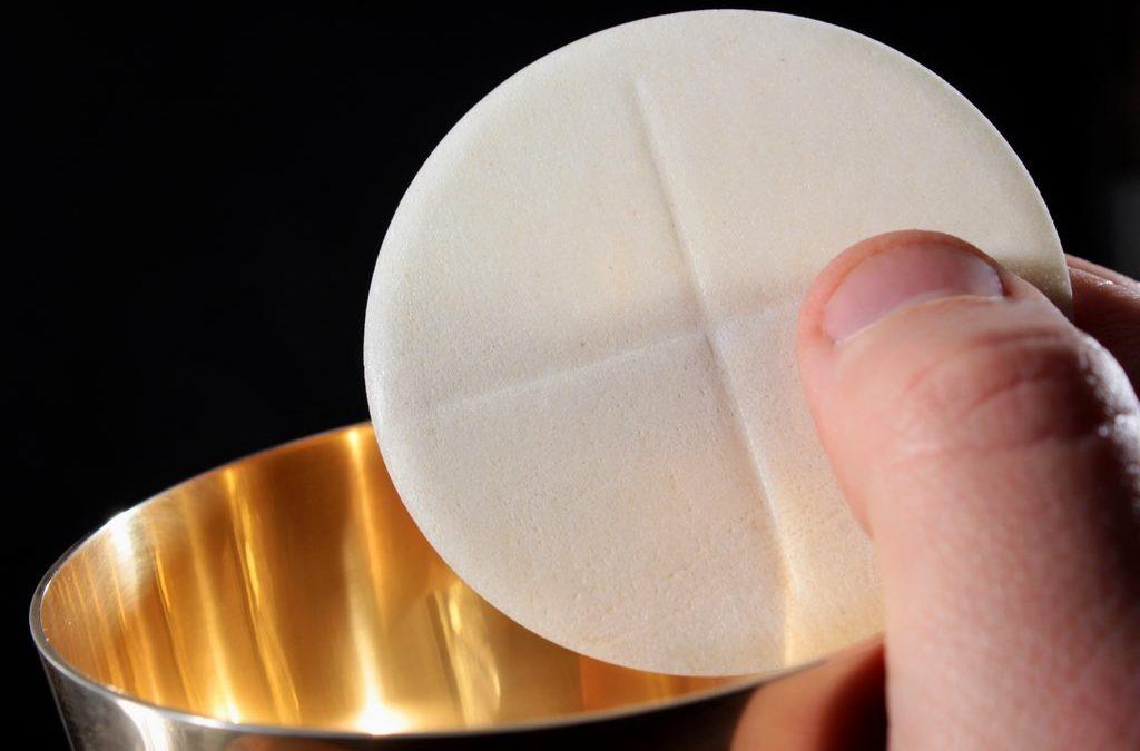 Papież: niech kapłani zanoszą chorym Komunię św.