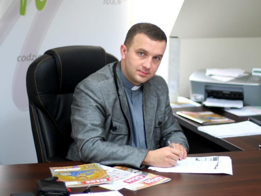 Ks. dr Tomasz Olszewski