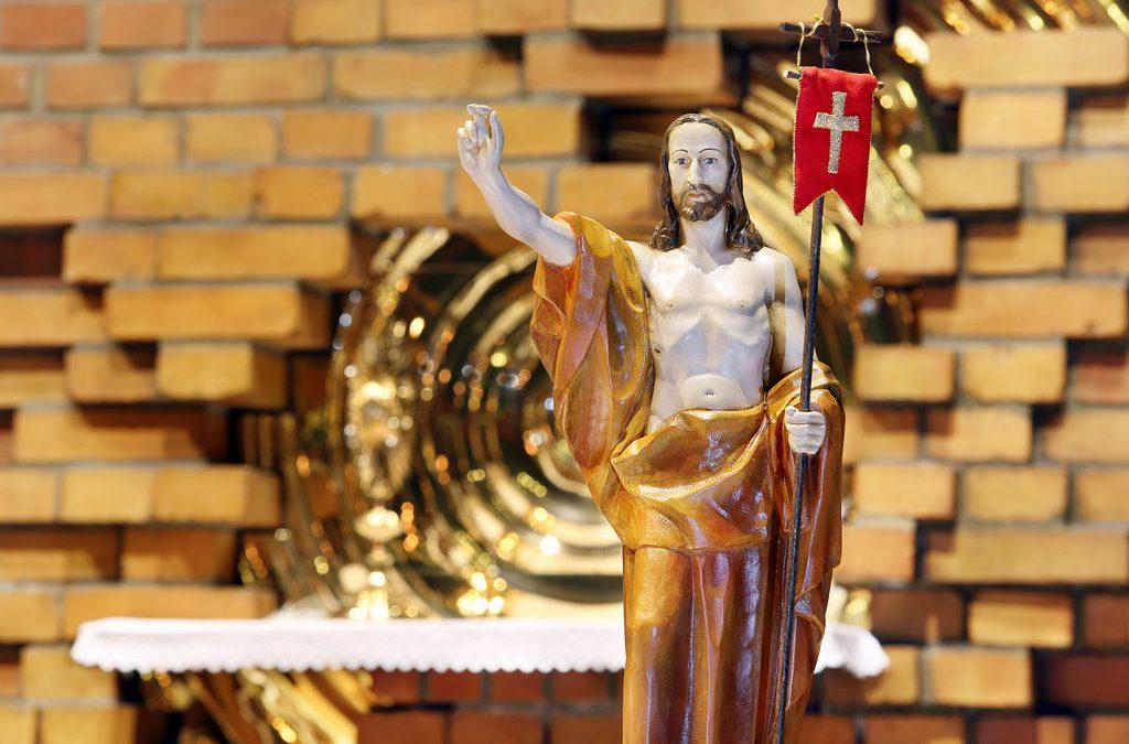 Trwa oktawa Świąt Wielkanocnych, to czas nadziei