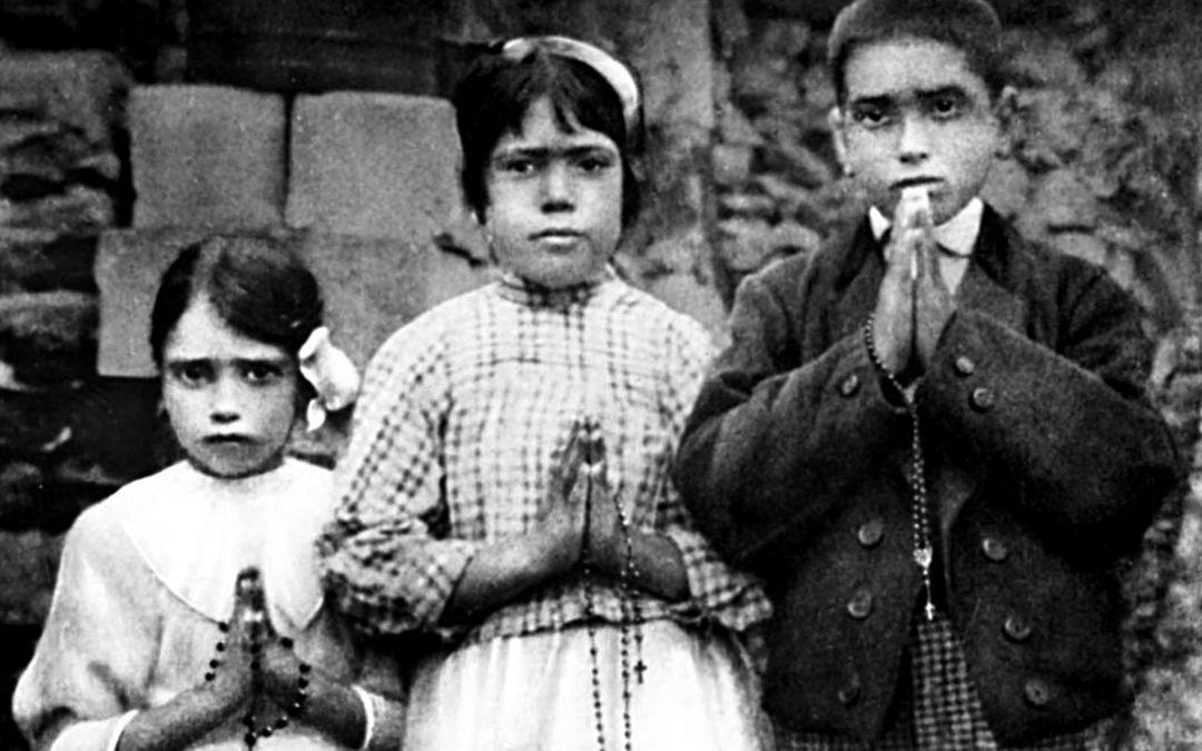 Mija 103. rocznica objawienia Maryi w Fatimie