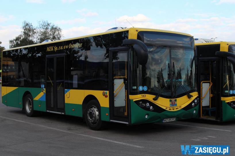 Ostrołęka: Zakład Komunikacji uruchomił dodatkowe autobusy na linii nr 5