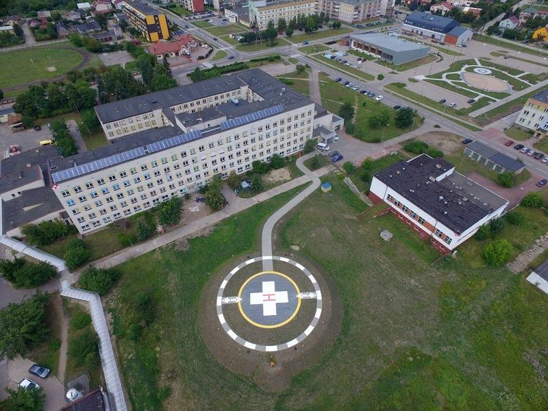 Koronawirus: Pracownicy grajewskiego szpitala i strażacy PSP mają wyniki negatywne