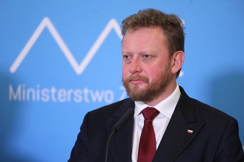 Minister Szumowski: Tradycyjne wybory możliwe za dwa lata