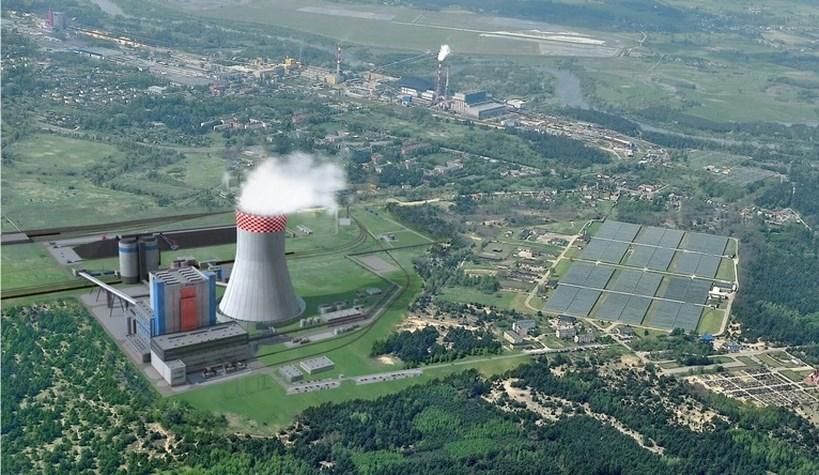 """Ostrołęka. WZZ """"Sierpień 80"""" do ministra Jacka Sasina: Tak dla Ostrołęki C na węgiel – nie dla importu prądu"""