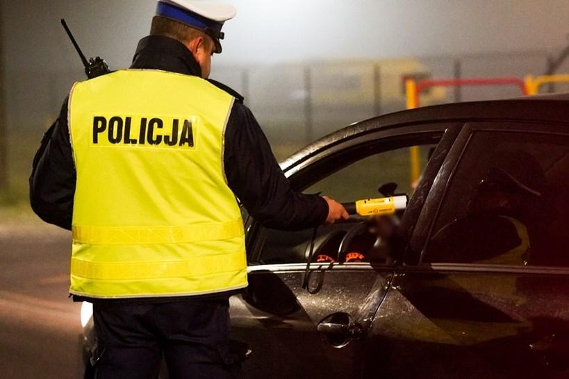 Łomża: Po alkoholu wsiadł za kierownice. Nie pierwszy raz