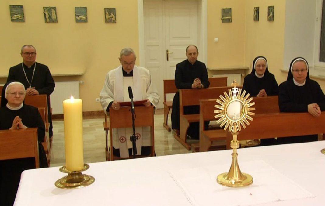 Przewodniczący Episkopatu zawierzył Polskę Sercu Jezusa i Matce Bożej