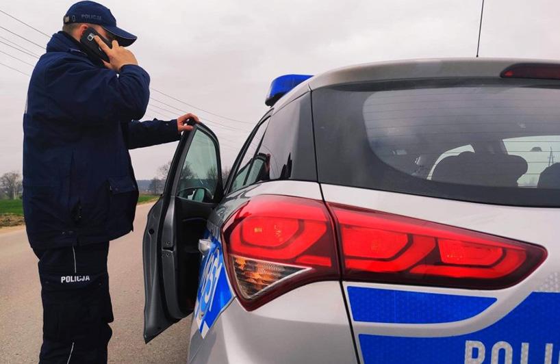 Ostrołęka: WOT pomaga policji w kontroli osób na kwarantannie