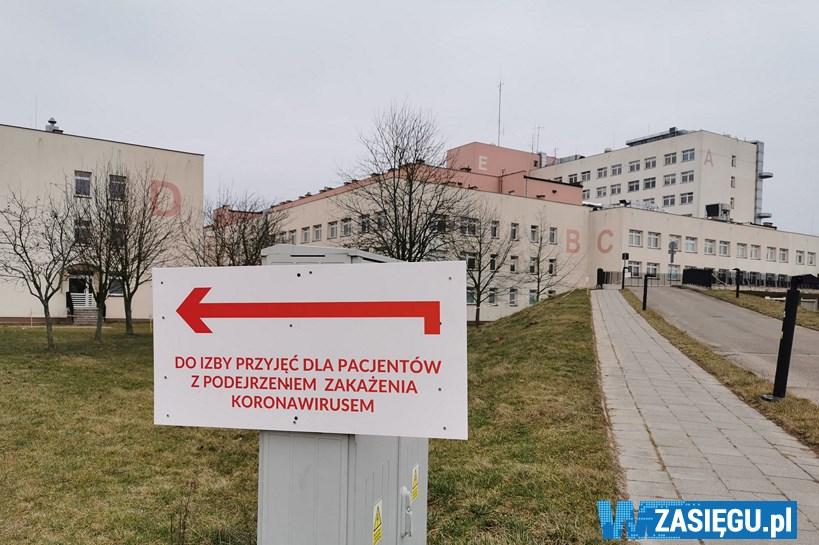 Łomża: Komunikat dot. aktualnej sytuacji w łomżyńskiej służbie zdrowia