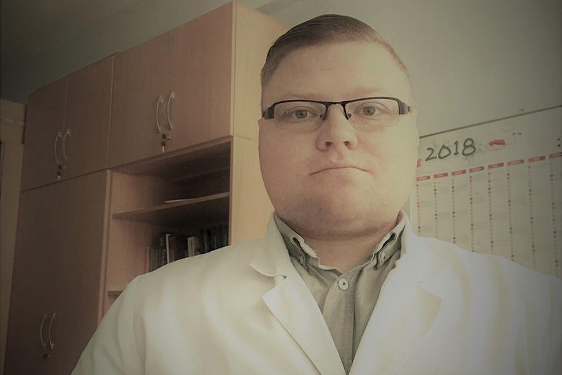 GD: Mikołaj Zerhau, specjalista farmacji klinicznej – To jest niewiarygodne, że nie ma maseczek