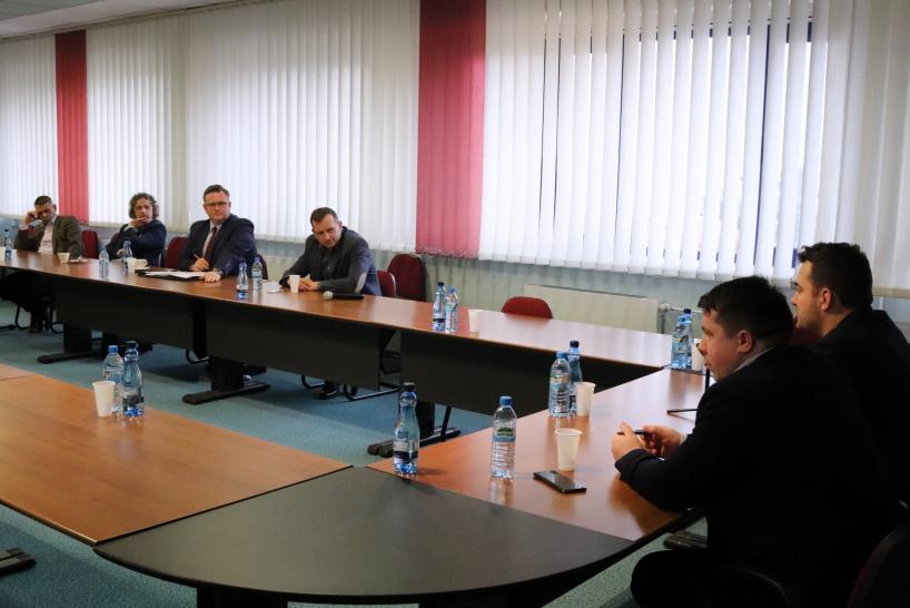 Łomża: Kolejne spotkanie władz miejskich i wojewódzkich ws. zapewnienia opieki medycznej mieszkańcom
