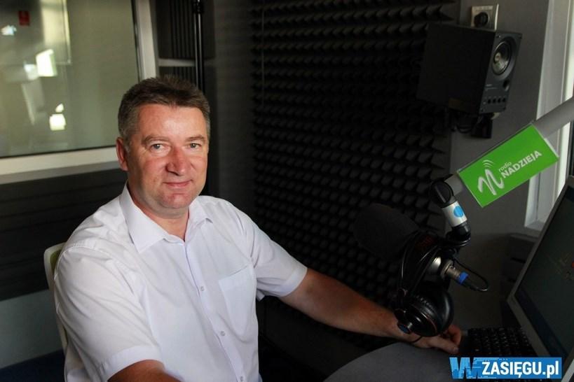 GD: Józef Bogdan Wiśniewski, wójt Gminy Kolno – Sytuacja związana z koronawirusem nie przeszkadza inwestycjom