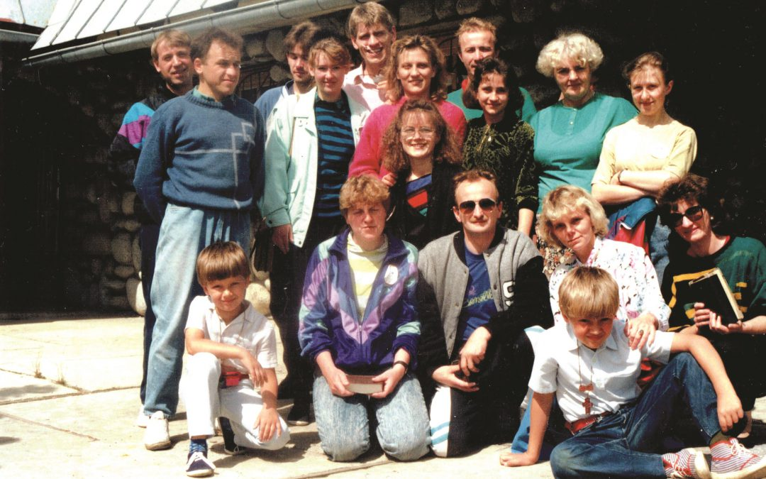 Oaza dla nauczycieli – Gliczarów – 1992 rok