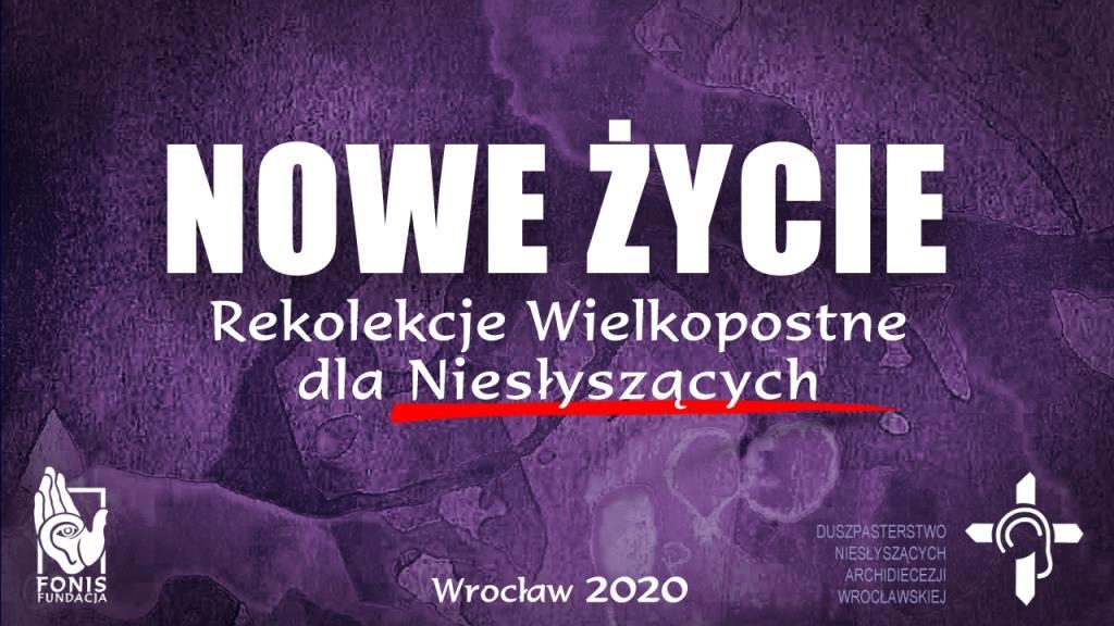 Ogólnopolskie Rekolekcje Wielkopostne dla Niesłyszących