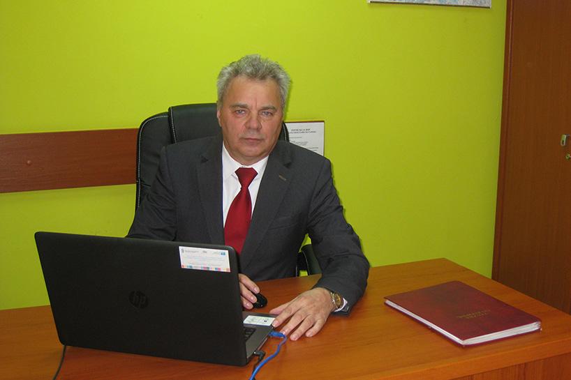 GD: Stanisław Szymańczyk, dyrektor Zespołu Obsługi Placówek Oświatowych w Kolnie – Placówki oświatowe w Gminie Kolno są przygotowane do zdalnego nauczania