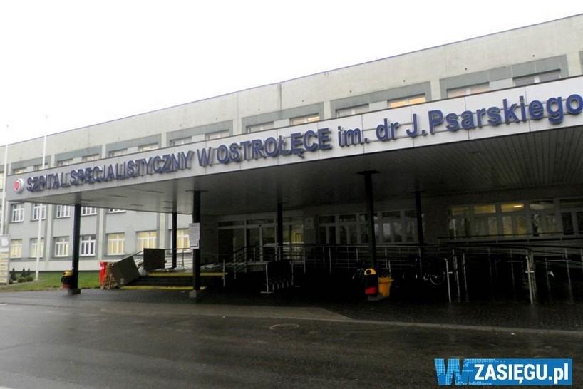 Ostrołęka: Mazowiecki Szpital Specjalistyczny otrzyma nowy rentgen