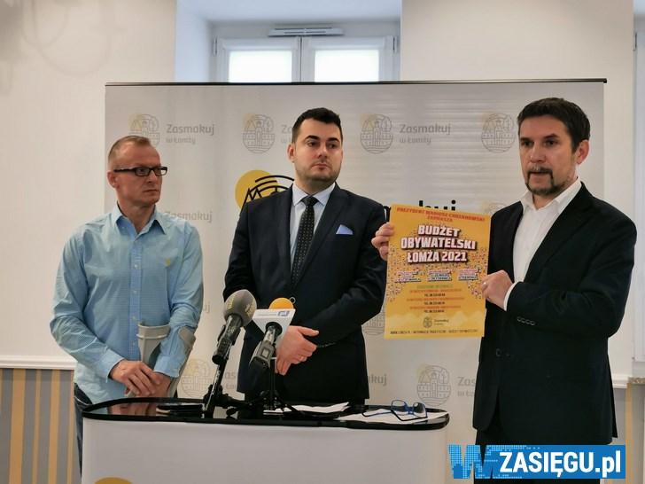 Łomża: Konsultacje w zakresie Budżetu Obywatelskiego 2021 zawieszone
