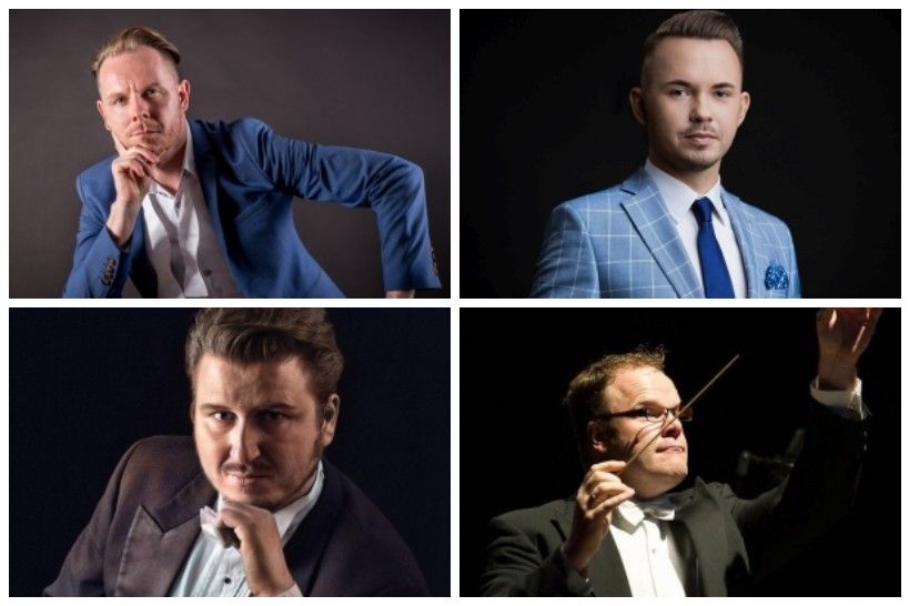 Łomża: Muzycznie życzenia dla Pań od filharmoników