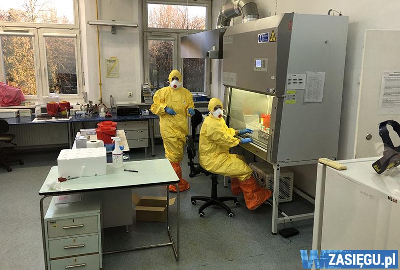 Koronawirus: Testy pod kątem zarażenia patogenem są już wykonywane w Białymstoku
