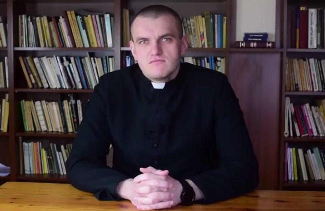 Krótka informacja jak przeżywać Mszę św. online [VIDEO]