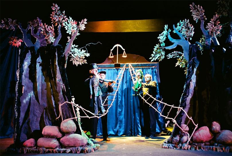 Łomża: Spędź ferie zimowe w teatralnej oprawie