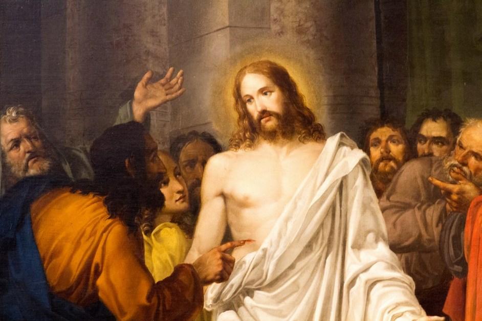Słowo z komentarzem – Niedziela Miłosierdzia Bożego