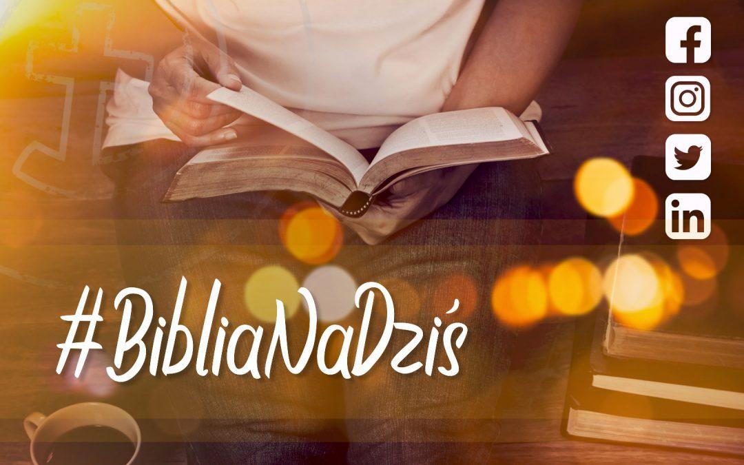 Rzecznik Episkopatu: zachęcam do włączenia się w inicjatywę z hasztagiem #BibliaNaDziś