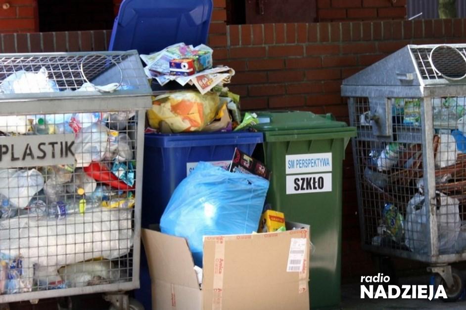 Łomża: Rozpoczynają się kontrole dotyczące segregacji śmieci