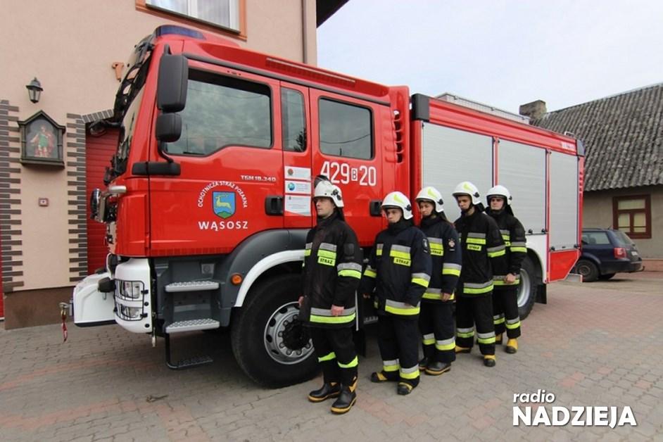 Gmina Lelis: Strażacy walczyli z pożarem budynku mieszkalnego