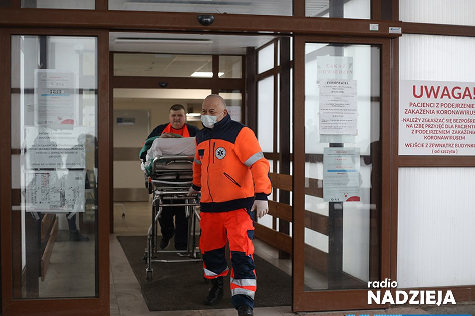 Koronawirus: 64 zakażenia w Podlaskie, 462 w Mazowieckiem