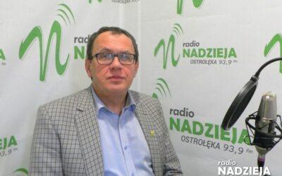Popołudniówka: Dariusz Łukaszewski, wójt gminy Kadzidło