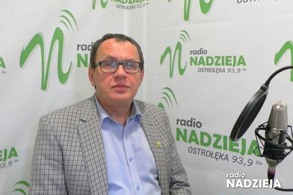 GD: Dariusz Łukaszewski, wójt gminy Kadzidło – Największa pracę w czasie tej pandemii wykonali sami mieszkańcy