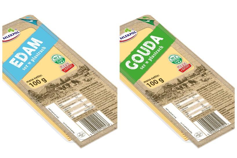 Grajewo: Gouda i Edam – nowe sery w ofercie Spółdzielni Mleczarskiej Mlekpol