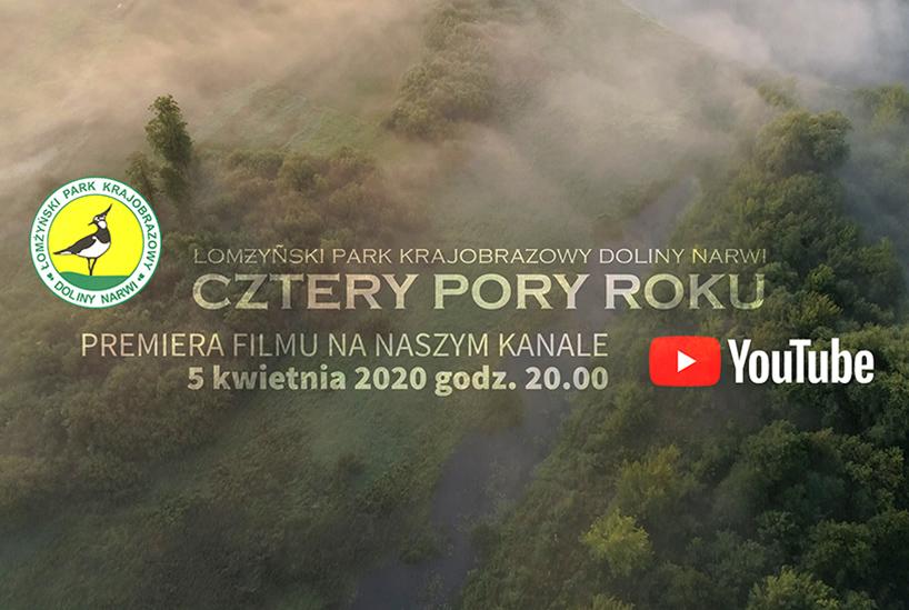 Region. Zobacz Łomżyński Park Krajobrazowy Doliny Narwi w czterech porach roku