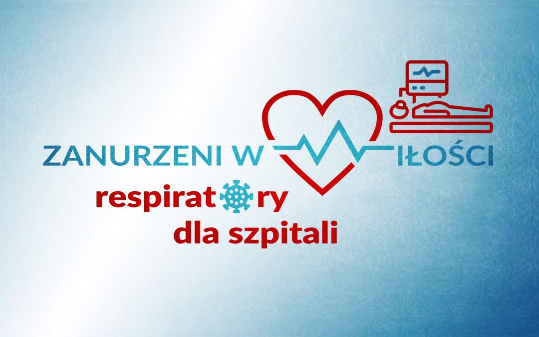 Przyłącz się! Trwa zbiórka na respirator dla szpitala w Łomży i Ostrołęce