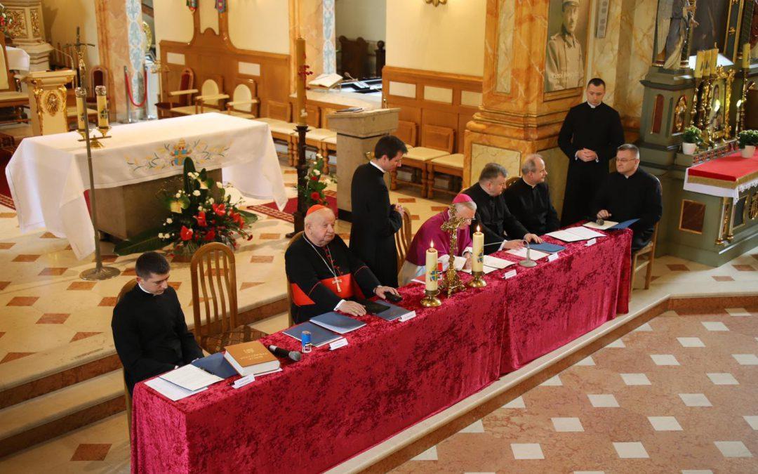 Modlitwa o pomyślny przebieg procesu beatyfikacyjnego Karola i Emilii Wojtyłów