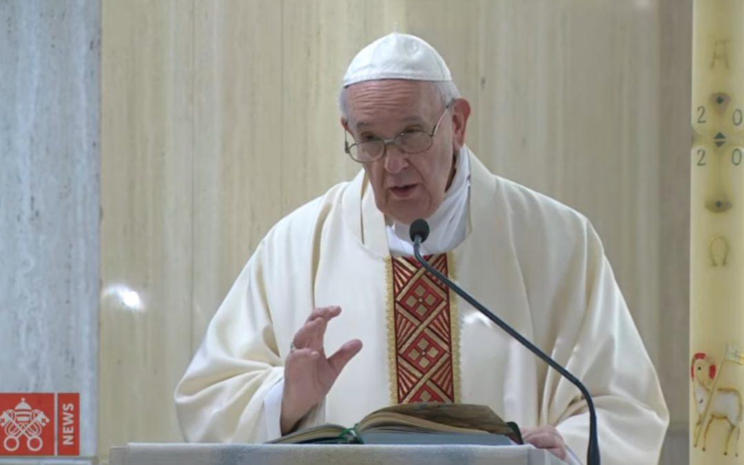 Papież: módlmy się za tych, którzy z powodu pandemii utracili pracę