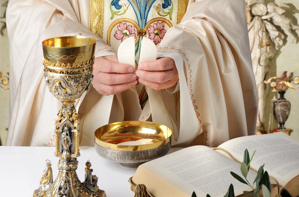 Przewodniczący Episkopatu: bez Eucharystii usychamy