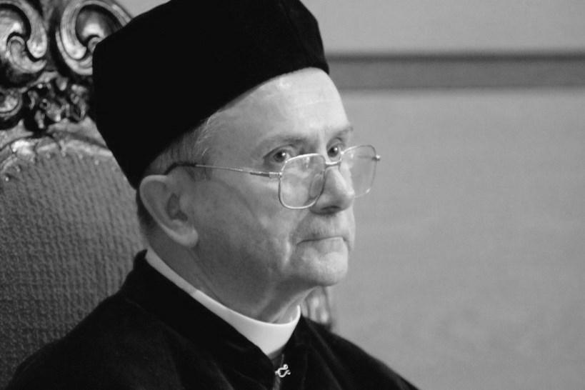 Zmarł bp Antoni Stankiewicz