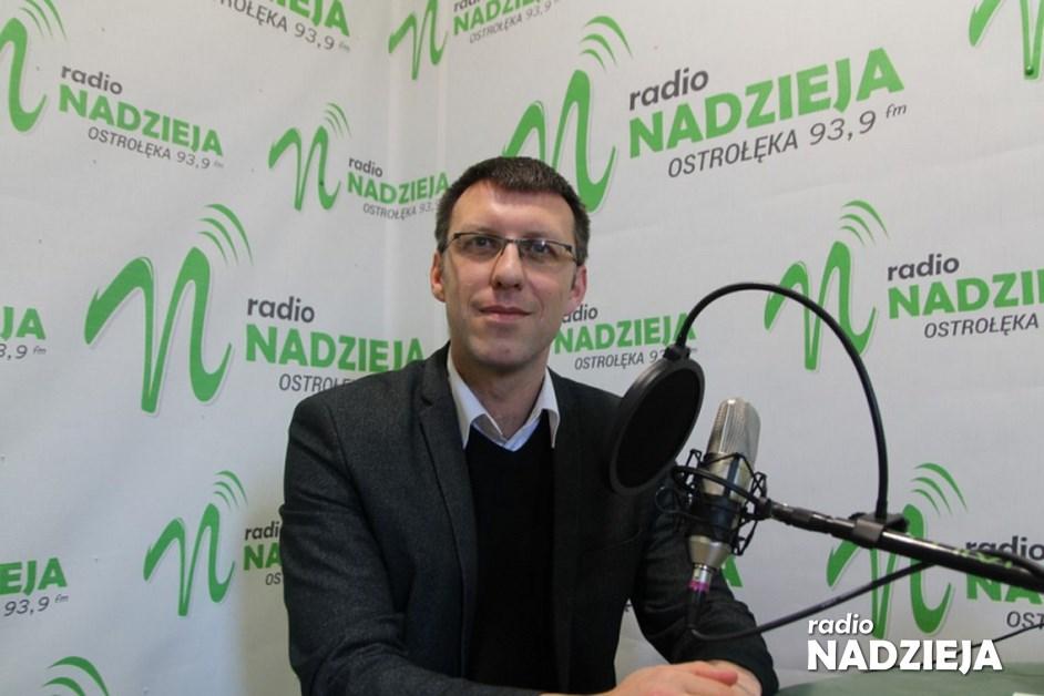 GD: Marcin Grabowski, radny Sejmiku Województwa Mazowieckiego