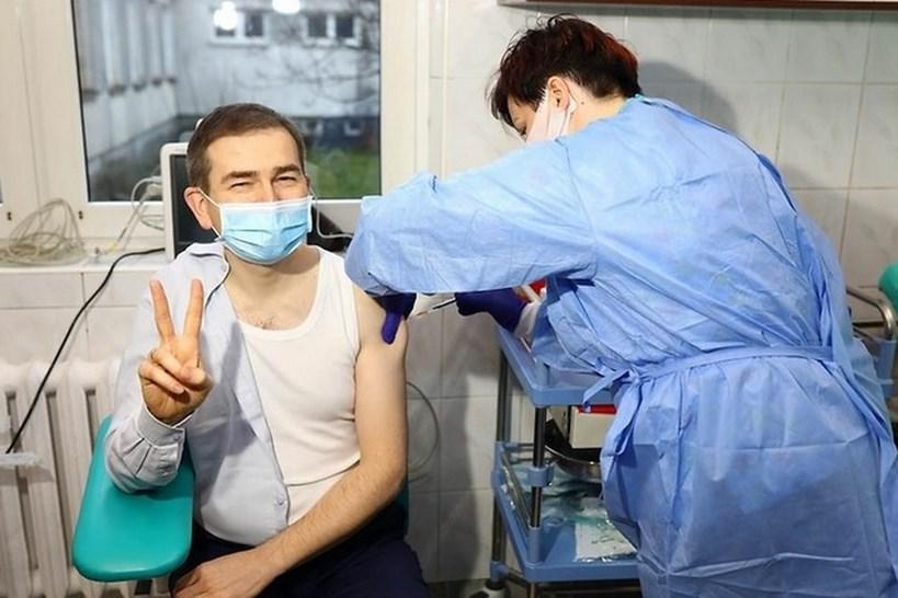 Mazowsze. Pierwsze szczepienia przeciwko COVID-19 w marszałkowskich szpitalach