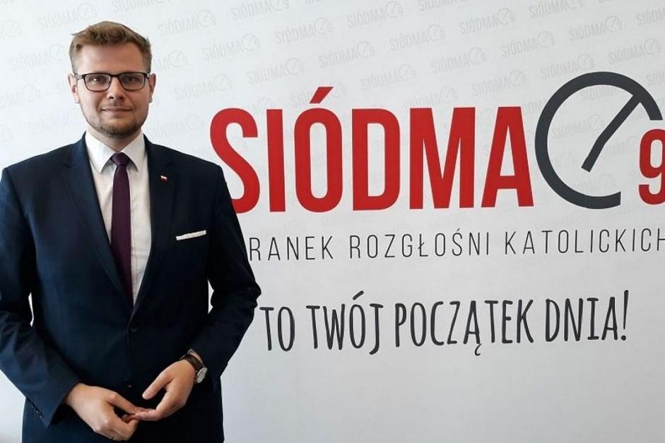 Michał Woś: Premier Morawiecki popełnił błąd