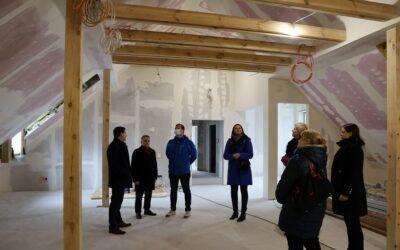 Ostrów Mazowiecka: Zobacz, jak zmieniają się wnętrza biblioteki