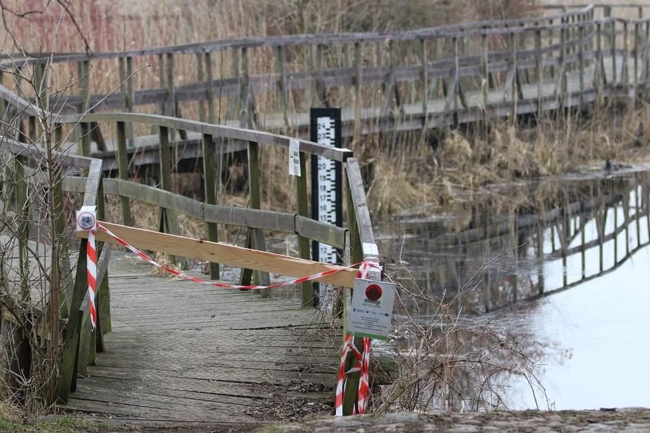 Narwiański Park Narodowy: Kładka wśród bagien w Kurowie została zamknięta