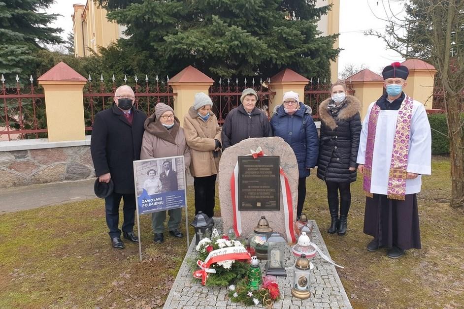 Sokoły: Mieszkańcy pamiętają o odważnym działaniu Władysławy i Stanisława Krysiewiczów z Kolonii Waniewo