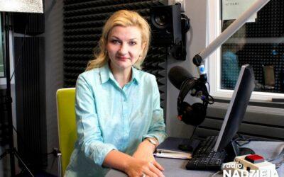 Popołudniówka: Agnieszka Muzyk, dyrektor OKE Łomża