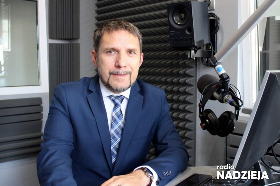 Popołudniowa Rozmowa RN: Andrzej Garlicki, wiceprezydent Łomży