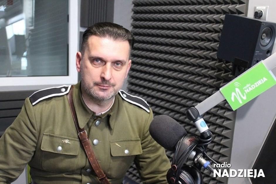 Dariusz Syrnicki: trzeba edukować ludzi na temat działań Żołnierzy Wyklętych