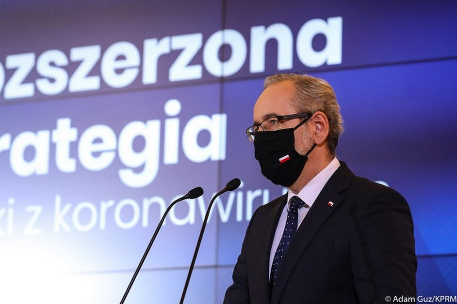 """""""Sieci"""". Minister Niedzielski: myślę, że w wakacje będziemy wracali do normalnego funkcjonowania"""