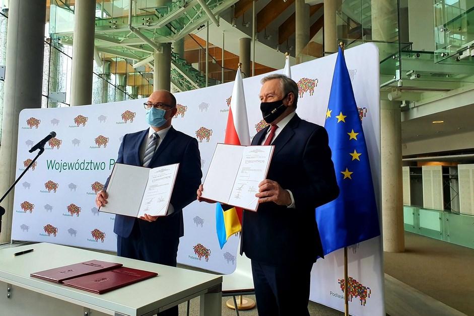 Podlaskie. Minister kultury zwiększa dotację dla Opery i Filharmonii Podlaskiej